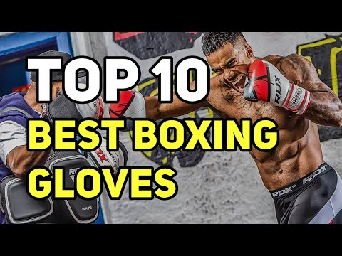 Best Boxing Gloves 2020 – Latest Reviews of Top 10 Best Boxing Gloves