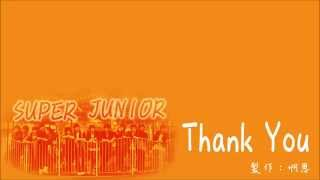 Super Junior Thank You