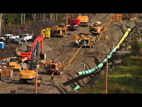 White Water, Black Gold: Tar Sands Pipeline