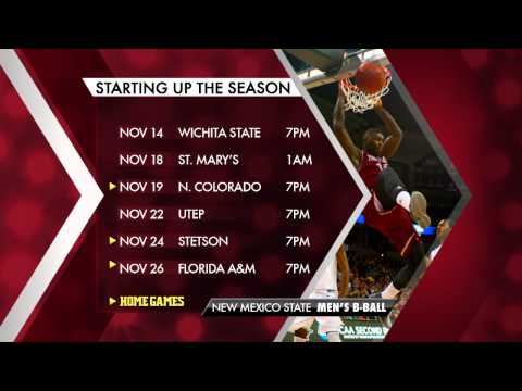 New Mexico State Sports Weekly Oct. 30th 2014