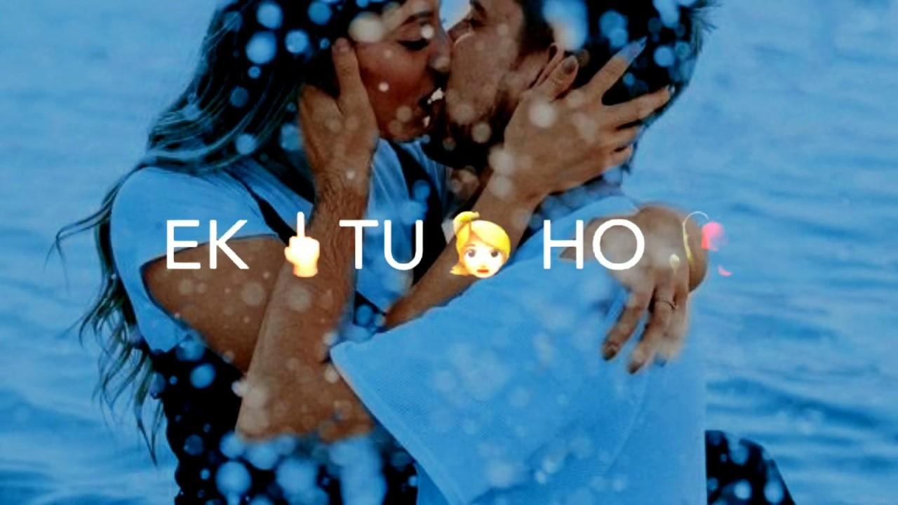 AAJ BLUE HAI PANI LYRICS - Honey Singh & Neha Kakkar