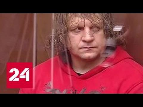 Александр Емельяненко приедет драться в Грозный