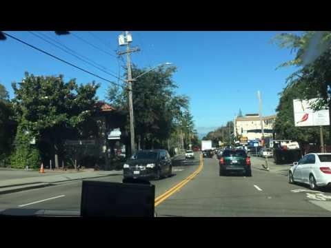 Downtown Berkeley.....road trip 2016 :)