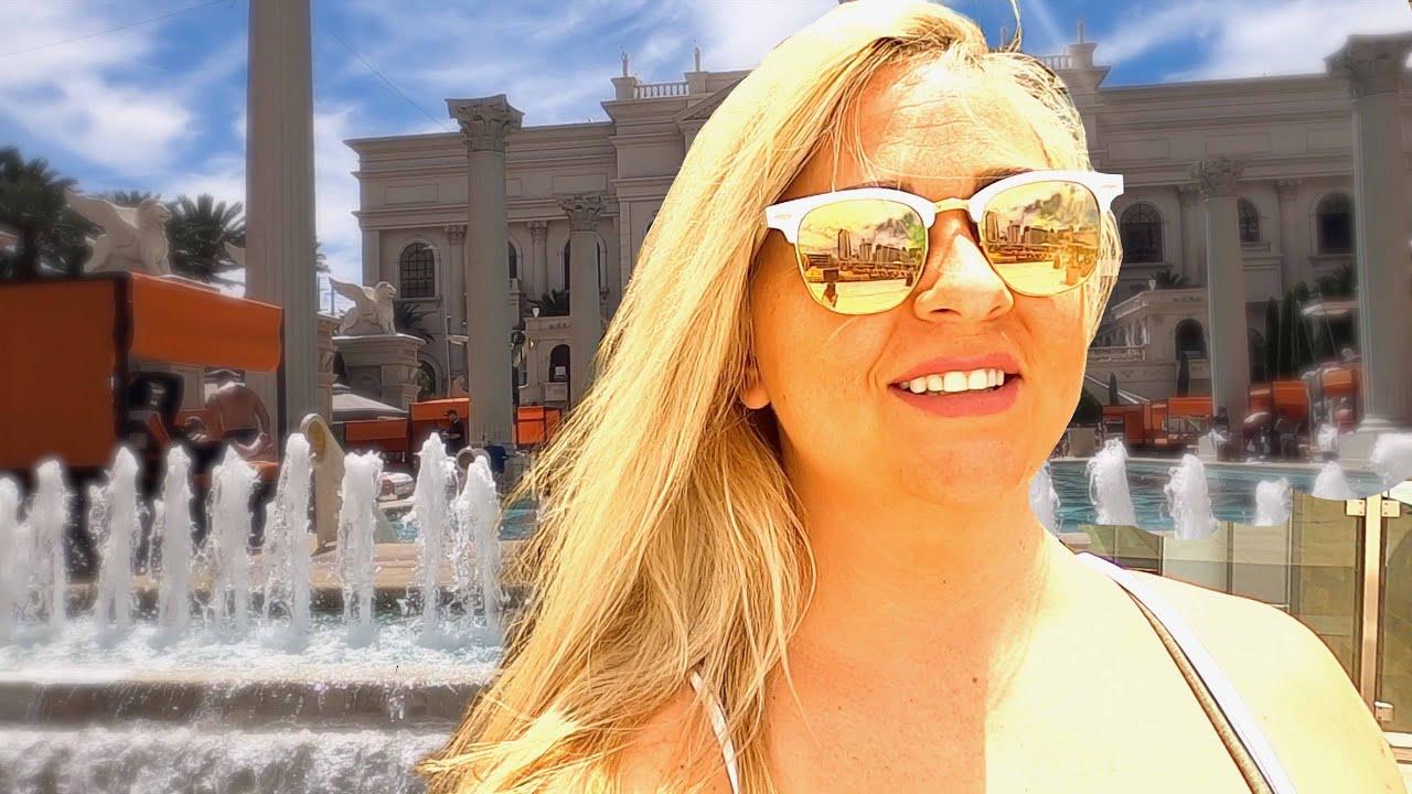Las Vegas Wedding Flamingo or Caesar's Palace