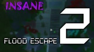 [ROBLOX] Flood Escape 2 MapTest - Omitted Temple [Insane] by rareheaddress