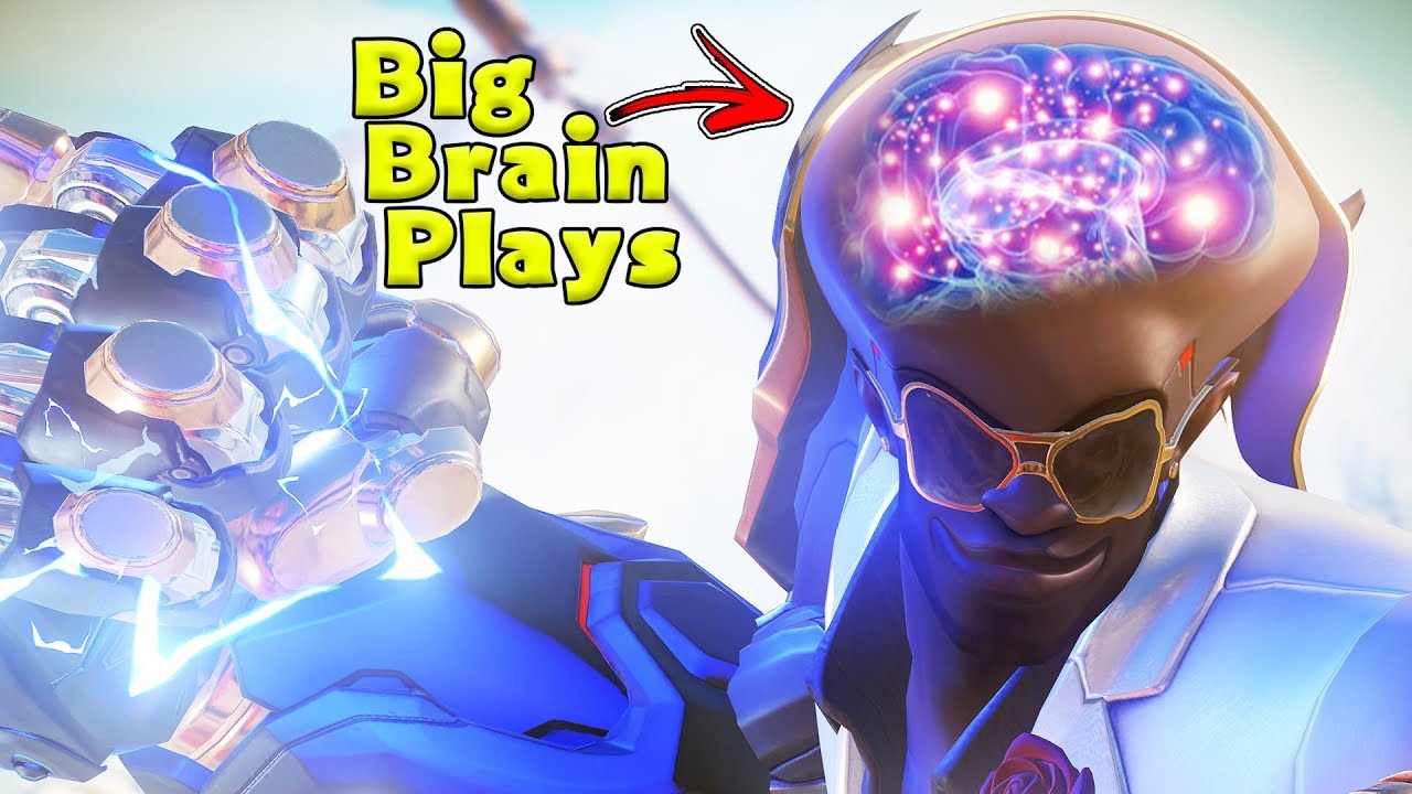BIG BRAIN DOOMFIST PLAY! [15 Second Victory!]  - Overwatch Best Plays & Funny Moments #141 thumbnail