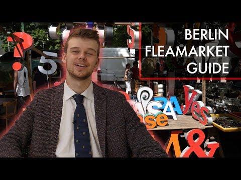Nate's Berlin Flea Market Guide.