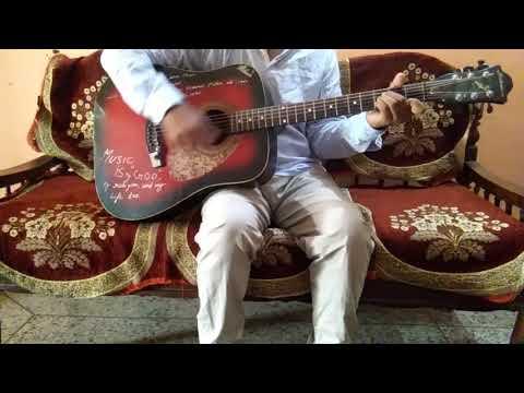 """Jab Koi Baat"" —DJ Chetas/Atif Aslam & Shirley Setia/Easy Guitar Chords/Lesson/Tutorial/Guitar Cover"