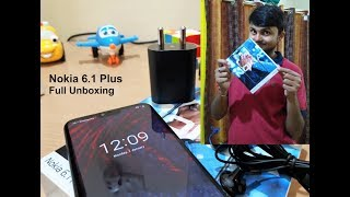 Nokia 6.1 Plus Full Unboxing & Review in Hindi