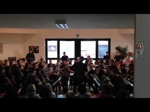 Convergents-Orchestra Conservatorio U.Giordano Rodi.