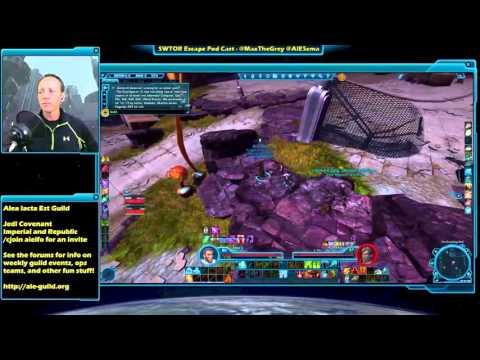 SWTOR Escape Pod Cast 111: Combat and Core World Changes