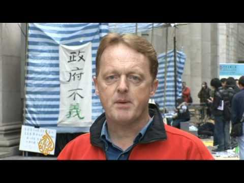 Hong Kong debates Guangzhou railway project