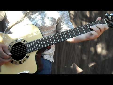 Acoustic Lick in G - Guitar Lesson Great for Country Gospel Songs