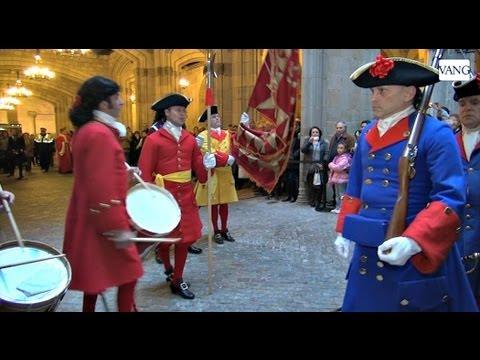 Barcelona recupera La Coronela tras su abolición en 1714