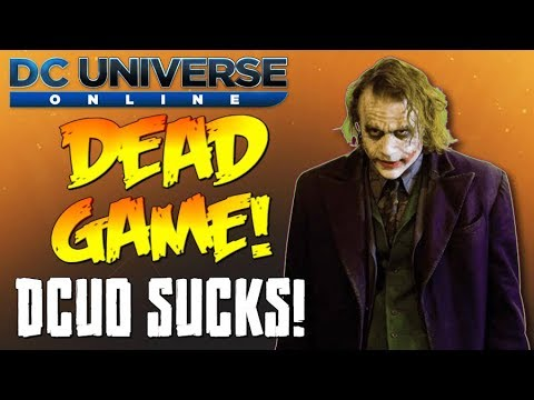 "DCUO - ""This is PVP Now"" 