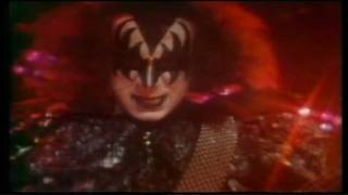 KISS - I was made for loving you Official FULL HD
