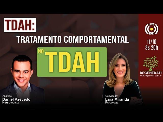 TDAH: tratamento comportamental no TDAH!