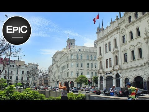 Quick City Overview: Lima, Perú (HD)