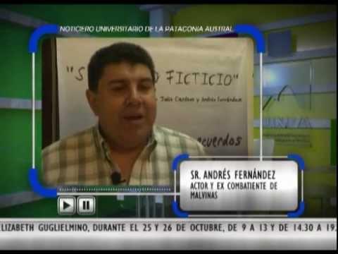 PGM 28-2012 - Andrés Fernández / Actor y Ex Combatiente de Malvinas