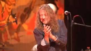 Robert Plant - Black Dog ( live 2012 )