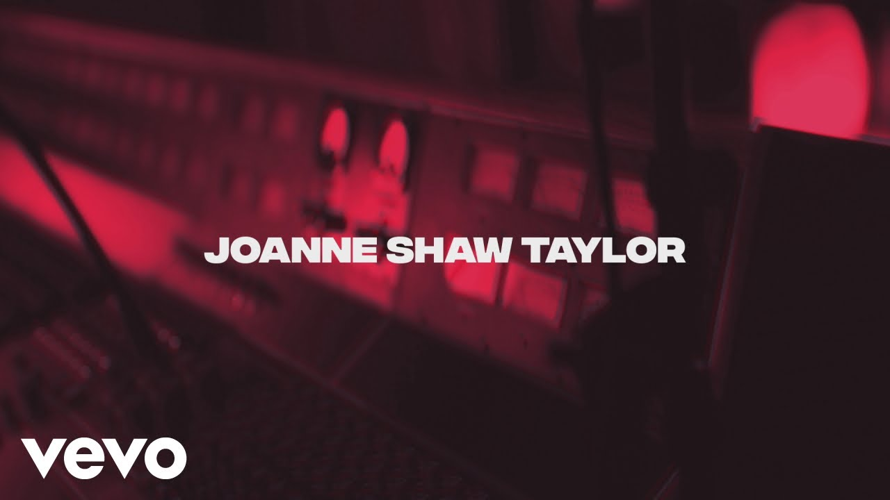 Video: Joanne Shaw Taylor - In the Mood (Official Lyric Video)