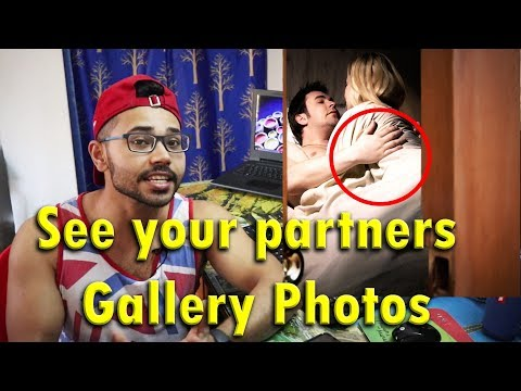 How To See Someones Gallery Pictures