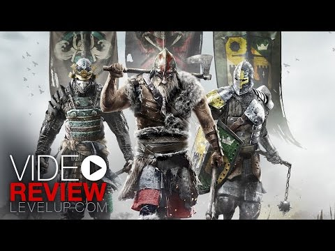 For Honor: VIDEO RESEÑA