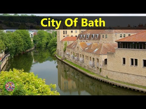 Best Tourist Attractions Places To Travel In UK-England | City Of Bath Destination Spot