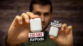 FAKE AirPods VS Original