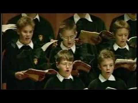 Tölzer Knabenchor - J. S. Bach - Jesu, meine Freude excerpts