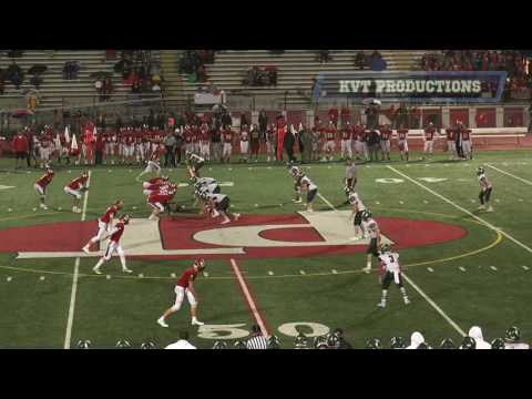 Pine-Richland Football @ Peters Township Highlight Video 10-7-16