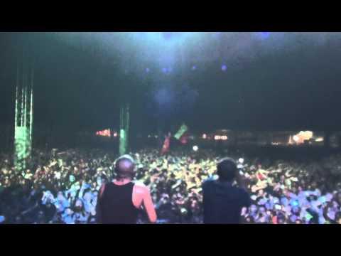 Psy4 de la rime live @ DOUR (vidéo officiel)