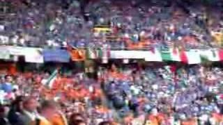 euro 2008 Prepartita Italia Olanda formazioni