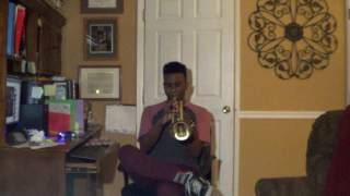 Christian Scott solo transcription- She (Rewind That)