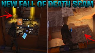 *NEW SCAM* The Fall Of Death Scam! (Scammer Gets Scammed) Fortnite Save The World
