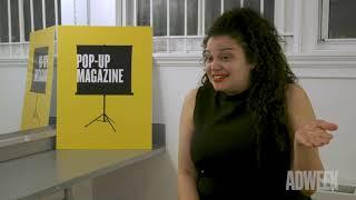 Pop-Up Magazine : NYC