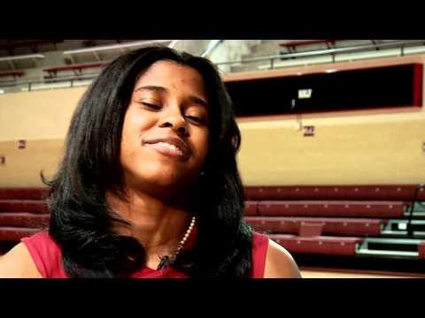 "University of Alabama Women's Basketball's Khristin Lee ""5 Questions"""