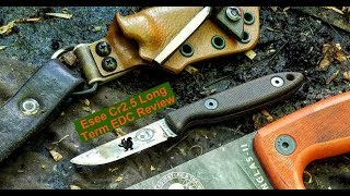 Esee Cr2.5 Long Term EDC Review