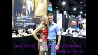 "CMA Music Festival, ""I Fall For You Again""/ Sage Keffer greets his fans: Day 2 Video 10"