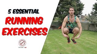 Best running exercises to prevent injury and become a better runner - minimalist running exercises