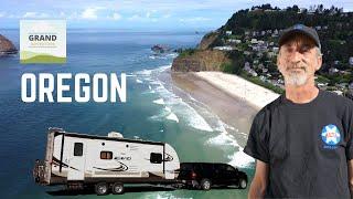 Ep. 116: Oregon | Travel RV camping adventure