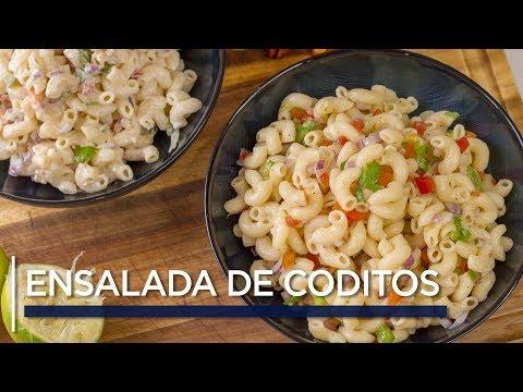 Ensalada de Coditos | Macaroni Salad Recipe TWO Ways | Chef Zee Cooks