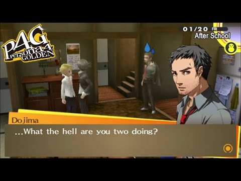 Persona 3 Portable Trip To Kyoto Male Route New Cycle Youtube
