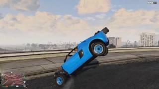 Se levis vähä pahemmi :D - GTA V Sekoilua