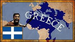 EU4 - Greece - VENICE TO GREECE - Timelapse