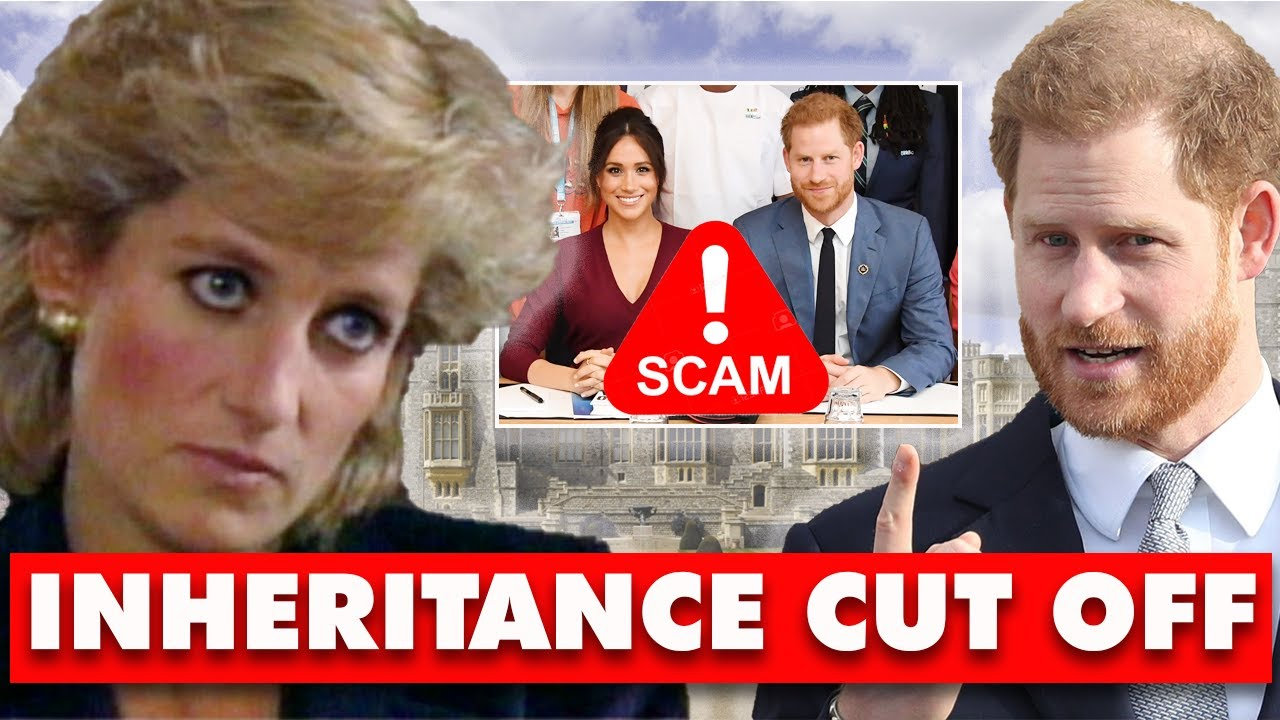 Download FATAL FLAW! Harry Savagely Attacked For FAKE CHARITY Betraying Princess Diana Over Latest Hypocrisy
