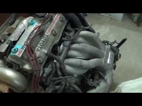 Фото к видео: 1VZ-FE Toyota