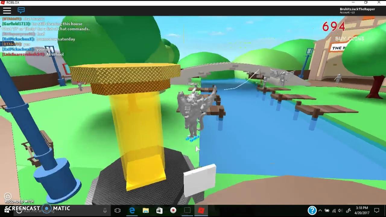 Roblox Com Games: Recording #13 Meep City Https://web.roblox.com/games