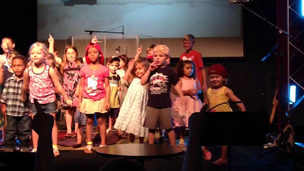 Harvest Kids Father's Day Song - YouTube