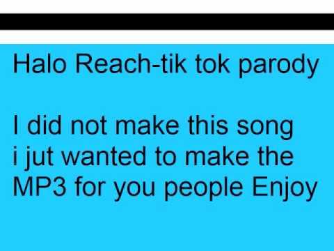 Halo Reach Tik Tok Parody-MP3 download